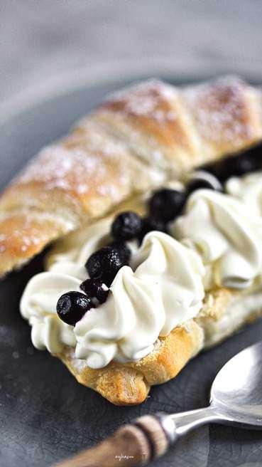 Mascarpone Croissant Abbildung 2