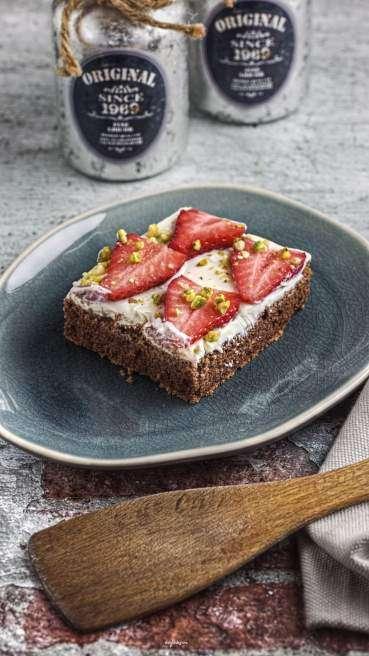 Erdbeer Mascarpone Kuchen Abbildung 1