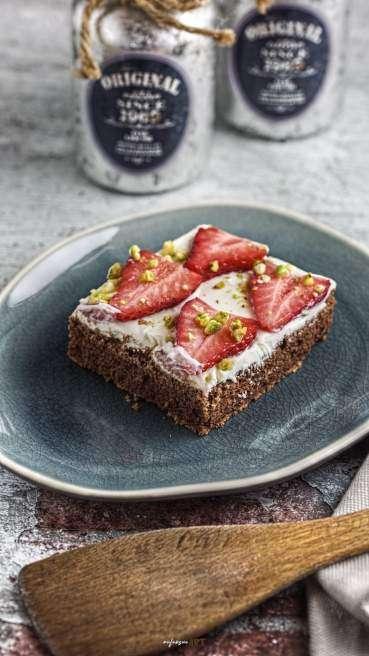 Erdbeer Mascarpone Kuchen Abbildung 2
