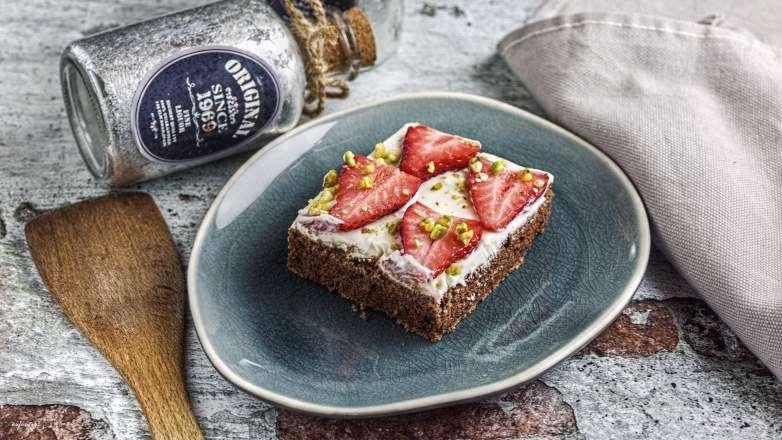 Erdbeer Mascarpone Kuchen Rezept