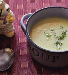 Kartoffel Ingwer Suppe, Genuss der belebt und schmeckt, einfach gemacht