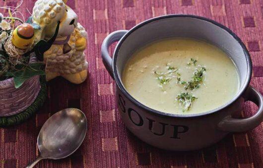 Kartoffel Ingwer Suppe Rezept