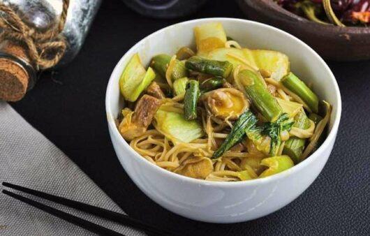 Kokos Spargel Curry Rezept