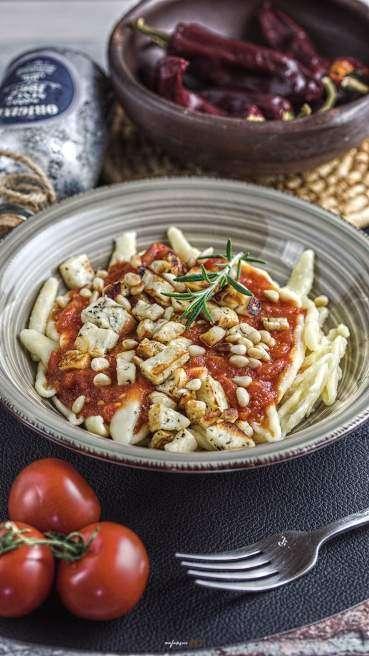 Rosmarin Tomaten Pasta Abbildung 1