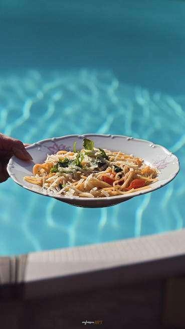 Sommer Spaghetti Abbildung 1