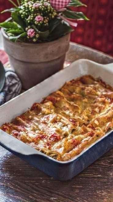 Cannelloni Pilzfüllung Abbildung 2