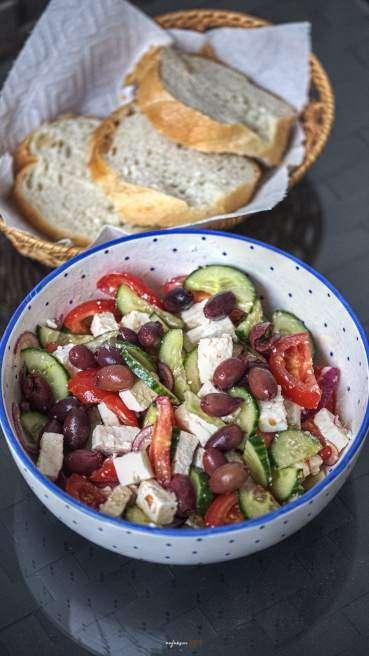 Griechischer Salat Abbildung 1