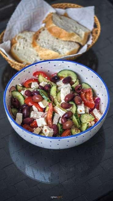 Griechischer Salat Abbildung 2
