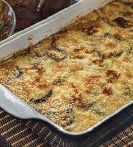 Linsen Moussaka, der griechische Klassiker einmal anders! Einfach vegetarisch!