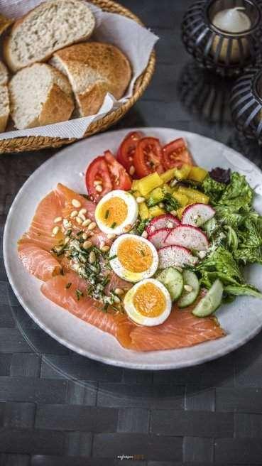 Salat Lachs Abbildung 2