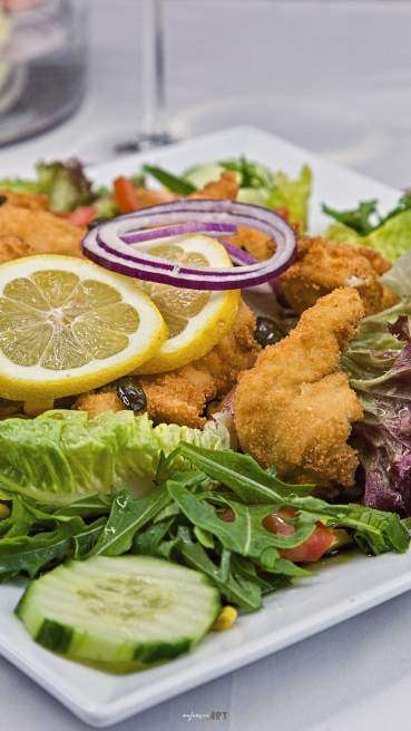 Salat Chicken Nuggets Abbildung 2