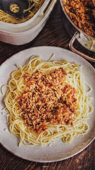 Spaghetti Bolognese Blitzversion Abbildung 2