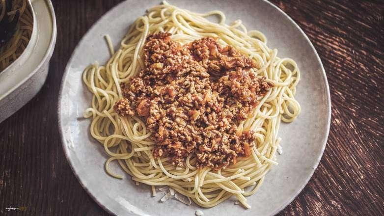 Spaghetti Bolognese Blitzversion Rezept