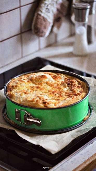 Tortilla Gemüse Torte Abbildung 1