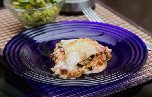Tortilla Gemüse Torte Rezept