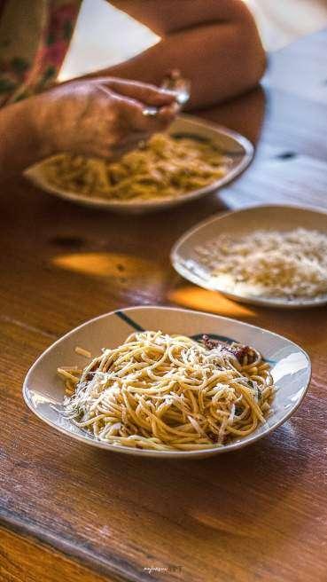 Zitrus Kräuter Spaghetti Abbildung 2