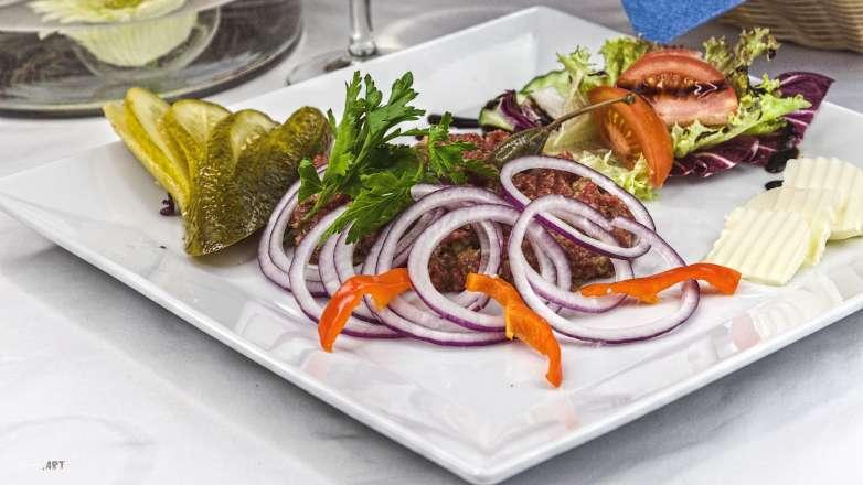 Beef Tatar Rezept