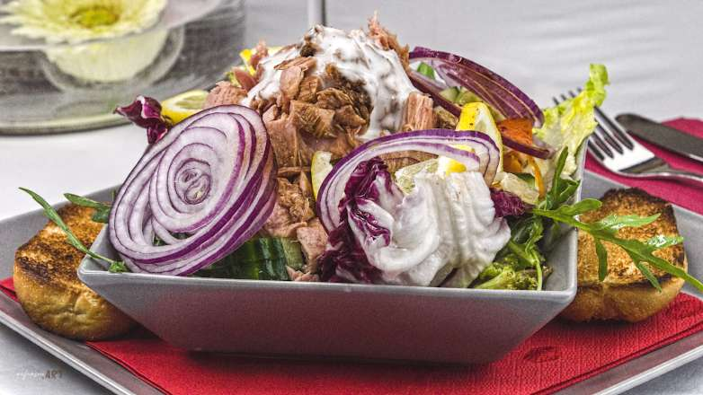 Thunfisch Salat Rezept