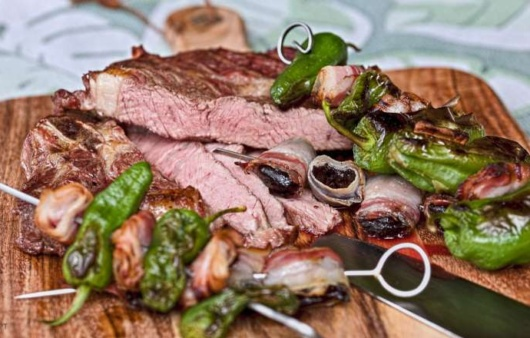 Prime Rib Steak vom Grill Rezept