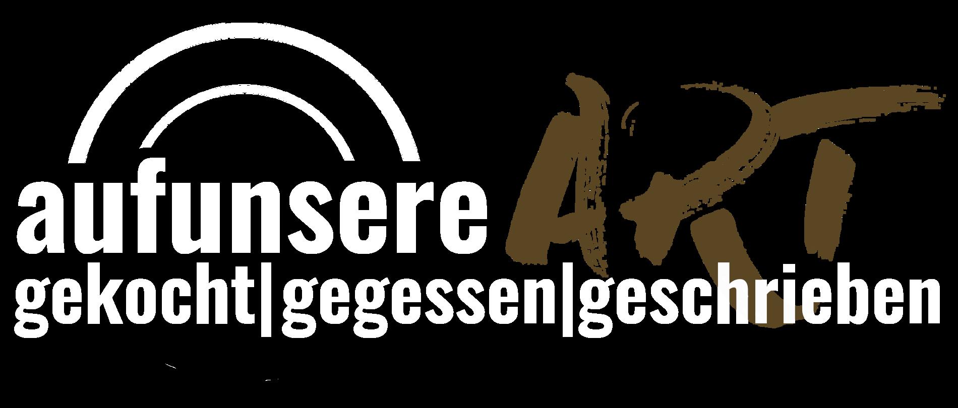Logo Footer AufunsereArt